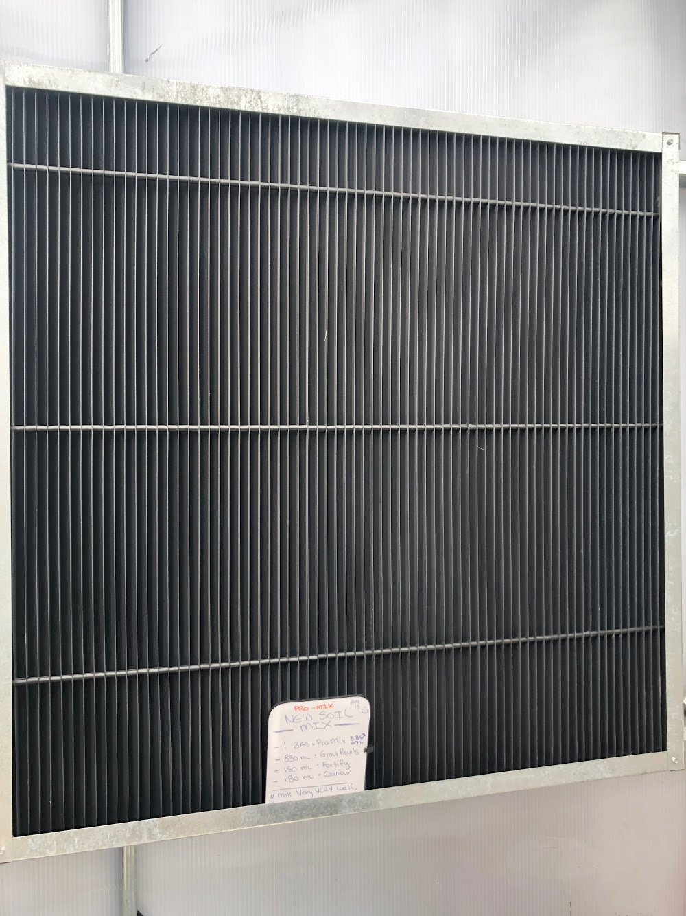 breathable wall